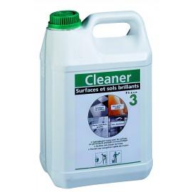 CLEANER SURFACES ET SOLS BRILLANTS 5l