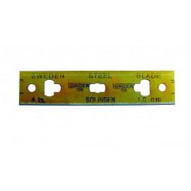 LAMES DE GRATTOIRS A VITRES 10CM POUR TX100 X250 LAMES