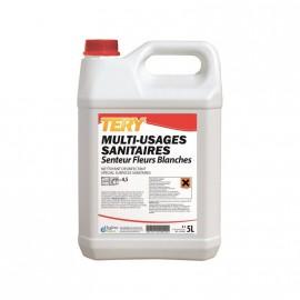 MULTI USAGES SANITAIRES 5L