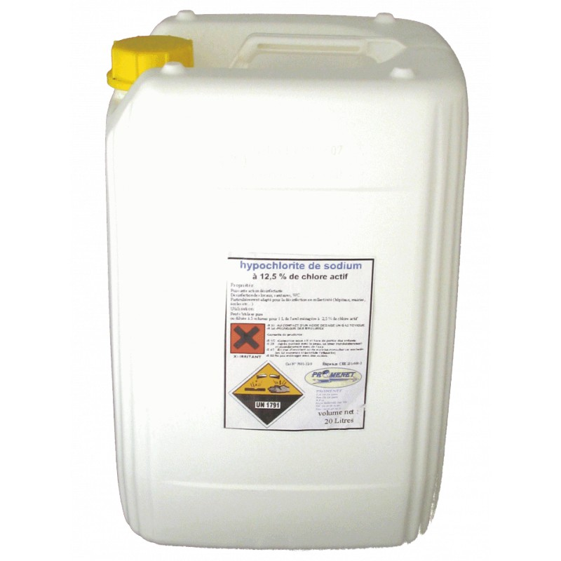 Hypochlorite de sodium piscine 403 forbidden l for Bromure de sodium piscine